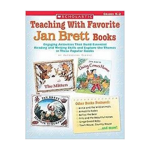 Teaching With Favorite Jan Brett Books (Paperback)
