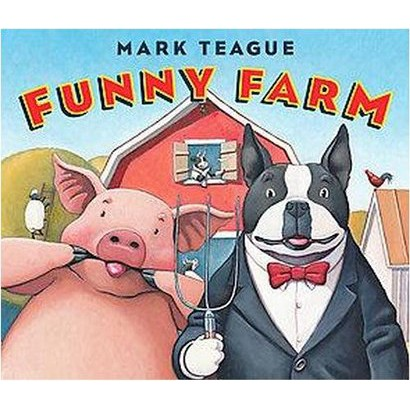 Funny Farm (Hardcover)