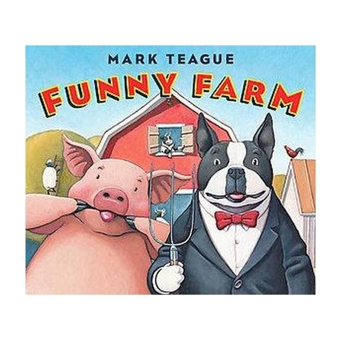 Funny Farm (Hardcover)