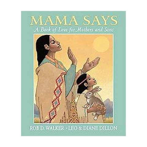 Mama Says (Hardcover)