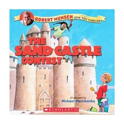 The Sandcastle Contest (Paperback)