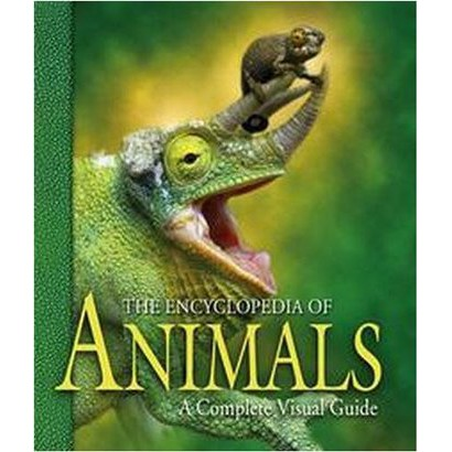 The Encyclopedia of Animals (Hardcover)