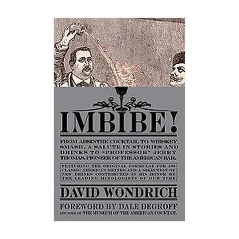 Imbibe! (Hardcover)