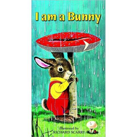 I Am a Bunny (Board)