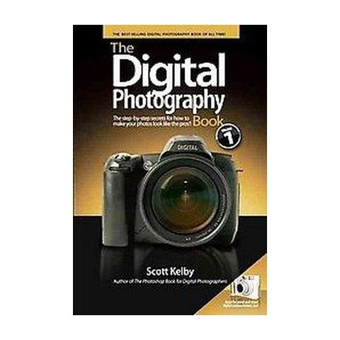 The Digital Photography Book (1) (Paperback)