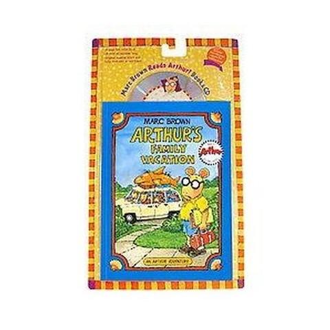 Arthur's Family Vacation (Reprint) (Mixed media product)