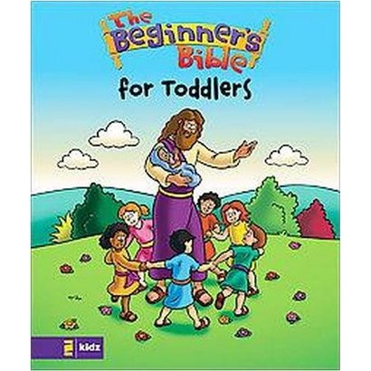 Beginners Bible for Toddlers (Hardcover)