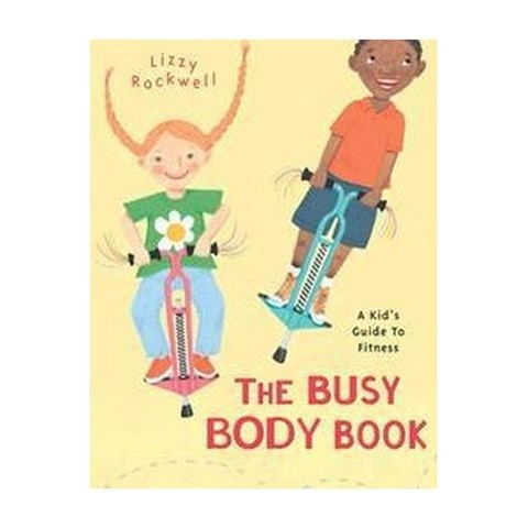 The Busy Body Book (Hardcover)