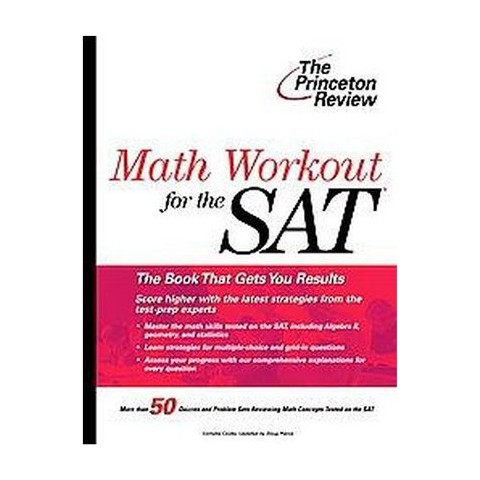 Math Workout for the New Sat (Paperback)