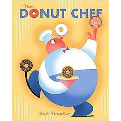 The Donut Chef (Hardcover)