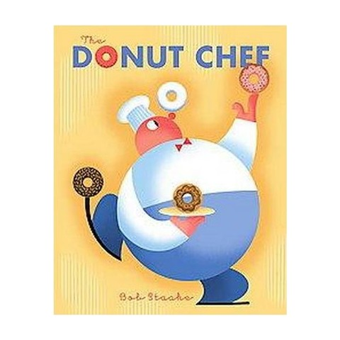 The Donut Chef ( Golden Classic) (Hardcover)