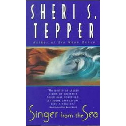 Singer from the Sea (Paperback)