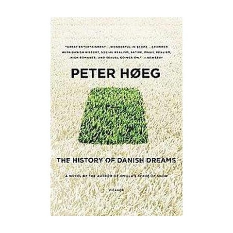 The History of Danish Dreams (Paperback)