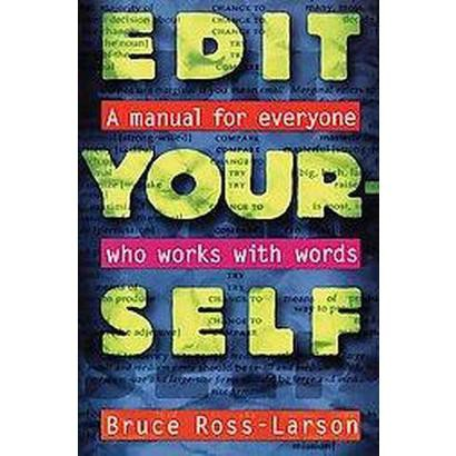 Edit Yourself (Paperback)