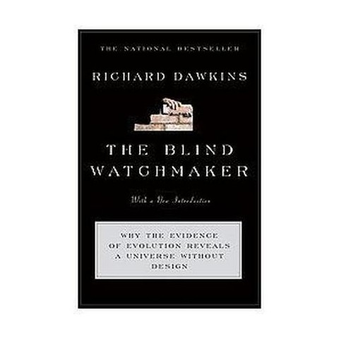 The Blind Watchmaker (Subsequent) (Paperback)