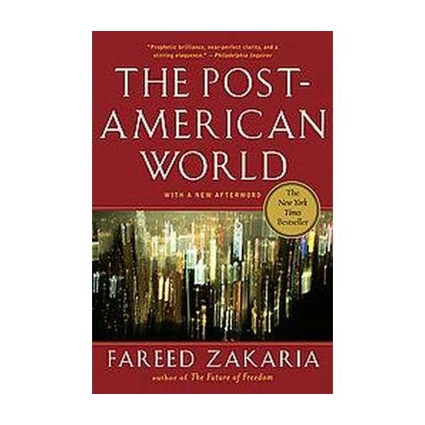 The Post-American World (Paperback)