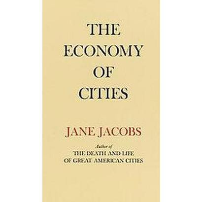 The Economy of Cities (Paperback)