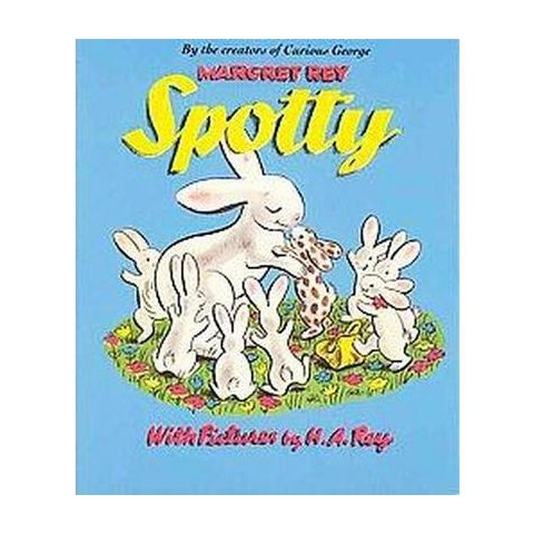 Spotty (Reissue) (Paperback)