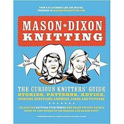 Mason-Dixon Knitting (Reprint) (Paperback)
