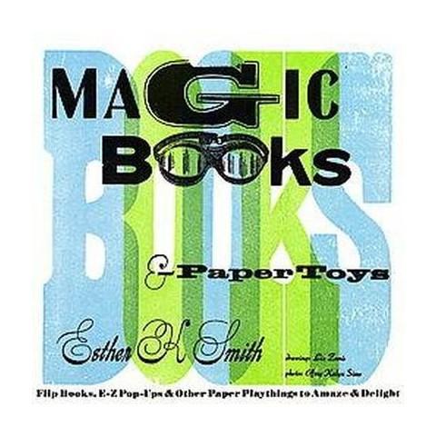 Magic Books & Paper Toys (Original) (Paperback)