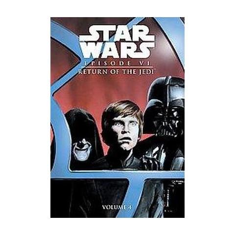 Star Wars: Episode VI: Return of the Jedi 4 (Hardcover)
