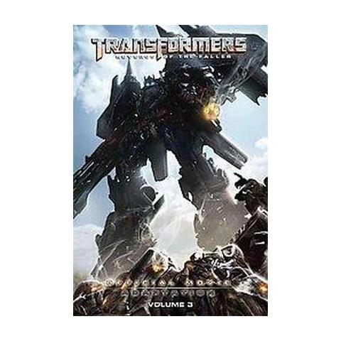 Transformers: Revenge of the Fallen 3 (Hardcover)