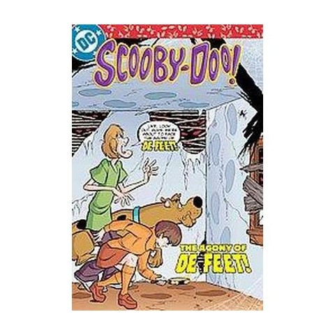 Scooby-doo Graphic Novels (Hardcover)