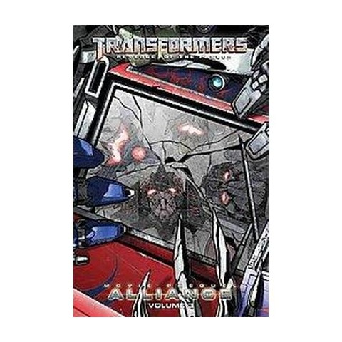 Transformers: Alliance 3 (Hardcover)