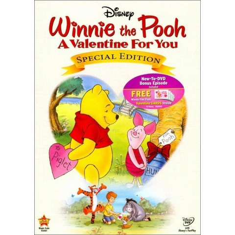 Winnie the Pooh: A Valentine for You (Special Edition)