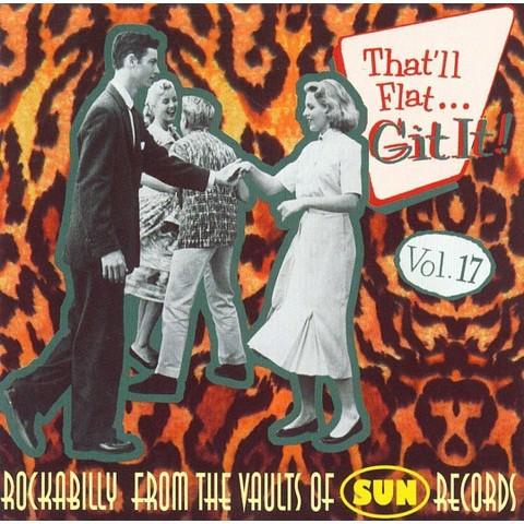 That'll Flat Git It!, Vol. 17