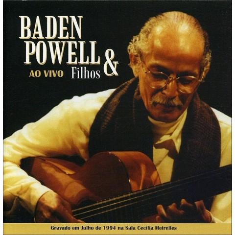 Baden Powell and Filhos ao Vivo