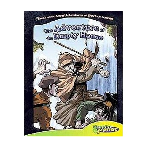 The Graphic Novel Adventures of Sherlock Holmes (Hardcover)