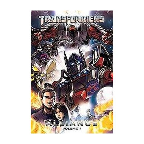 Transformers: Alliance 1 (Hardcover)