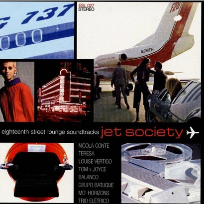 ESL Soundtrack, Vol. 2: Jet Society