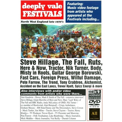 The Deeply Vale Festivals