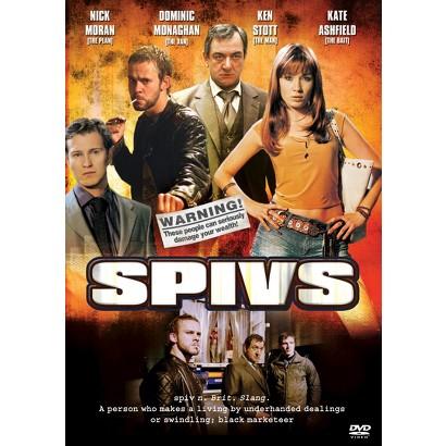 Spivs (Widescreen)