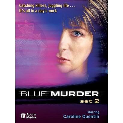 Blue Murder: Set 2 (2 Discs)