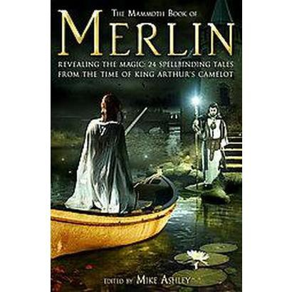 The Mammoth Book of Merlin (Paperback)