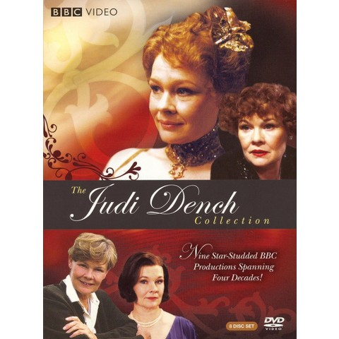 The Judi Dench Collection (8 Discs)