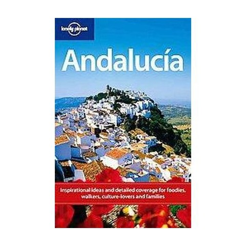 Lonely Planet Andalucia (Paperback)