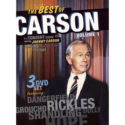 The Best of Johnny Carson, Vol. 1