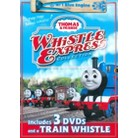 Thomas and Friends: Whistle Express Collection (3 Discs) (with Train Whistle)