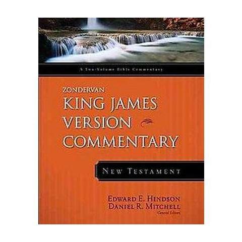 Zondervan King James Version Commentary-new Testament (Hardcover)