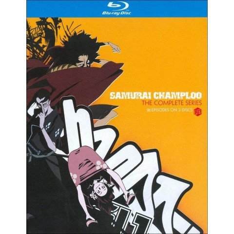 Samurai Champloo: The Complete Series (Blu-ray) (Widescreen)