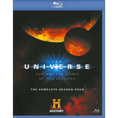 The Universe: The Complete Season Four (3 Discs) (Blu-ray)