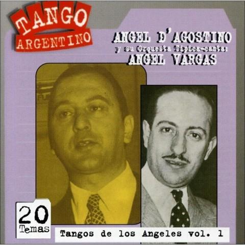 Tangos de Los Angeles, Vol. 1