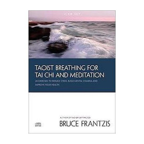 Taoist Breathing for Tai Chi and Meditation (Compact Disc)