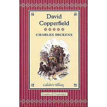 the early childhood and career of david copperfield He opted instead to work his story into the fictional account of david copperfield in the this was the first the public knew of dickens' difficult childhood that had so heavily shaped his early work oops dickens originally introduced the.