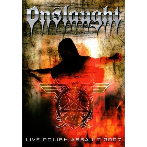 Onslaught: Live Polish Assault 2007 (DVD/CD)