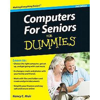 Computers for Seniors for Dummies (Paperback)